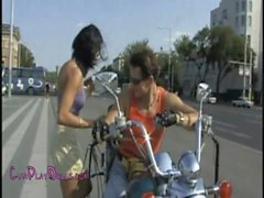 Teen Biker Groupies 2
