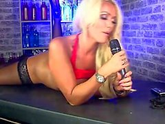 grande boobs - lucy- zara studio66tv