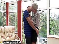 amador vibrador avó masturbação